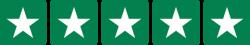 Trustpilot 5 Stars