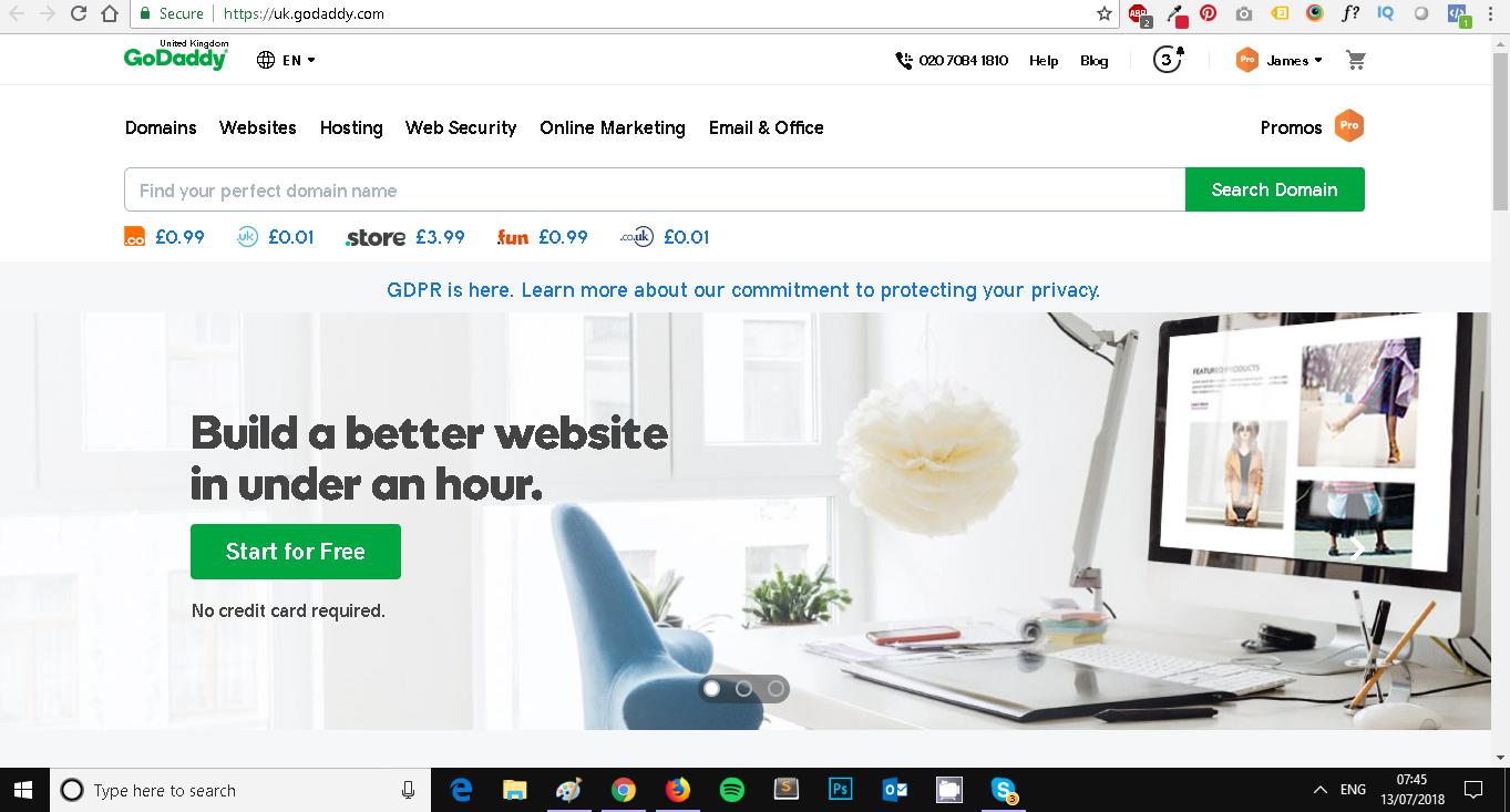 Woocommerce hosting UK