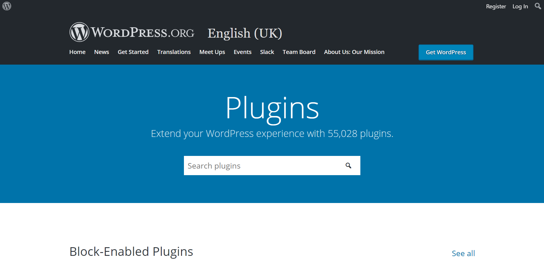 WordPress plugins for web design