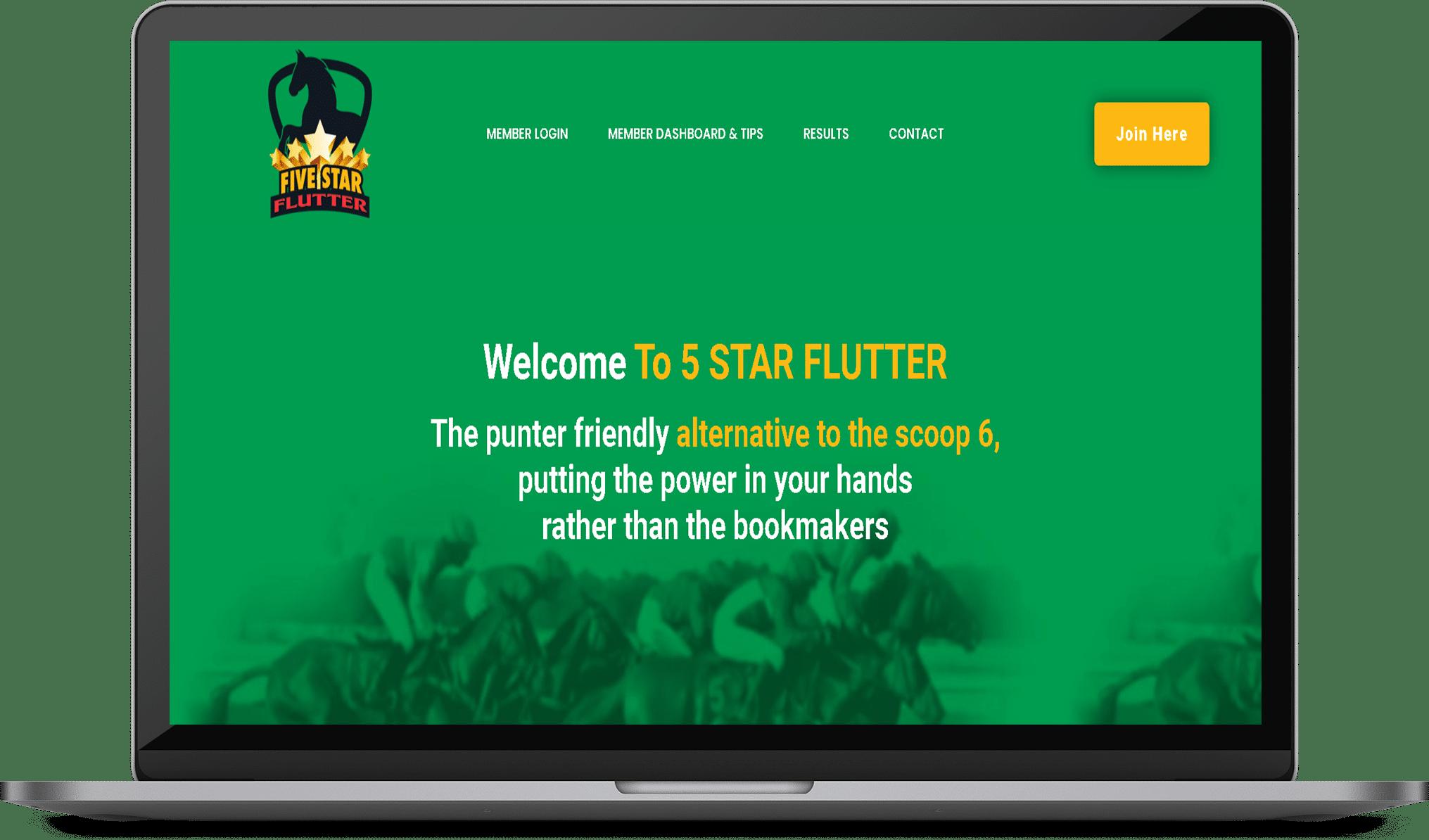 Fivestarflutter